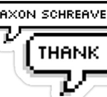 I need a Maxon Schreave in my life. | The Selection Sticker