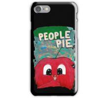 People Pie iPhone Case/Skin