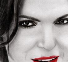Lana Parrilla Graphite with oil Sticker