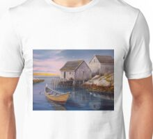 Peggys Cove Sunset Unisex T-Shirt