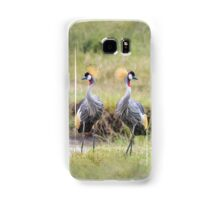 Crown Crested Lookout Samsung Galaxy Case/Skin