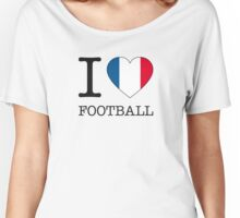 I ♥ FRANCE Women's Relaxed Fit T-Shirt