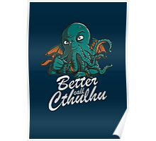Better Call Cthulhu Poster