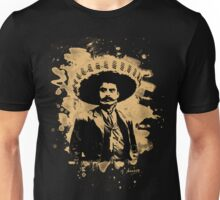 Emiliano Zapata - bleached natural Unisex T-Shirt