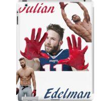 Julian Edelman iPad Case/Skin
