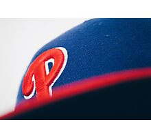For you Phillies fans out there. Photographic Print