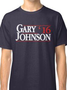 Gary Johnson 2016 - Gary Johnson for President Classic T-Shirt