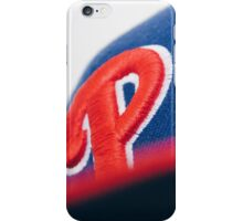 For you Phillies fans out there. iPhone Case/Skin
