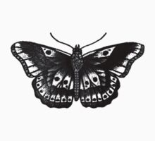 Harry Styles' Butterfly Tattoo Kids Tee