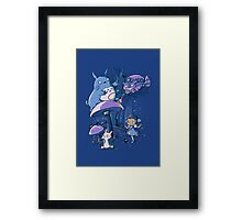 My Neighbor Alice Framed Print