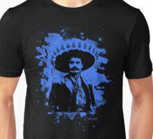 Emiliano Zapata - bleached blue Unisex T-Shirt