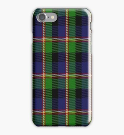 01100 Council of Scottish Clans & Ass. Tartan  iPhone Case/Skin