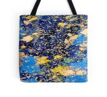 Leaves In Water #6 Tote Bag
