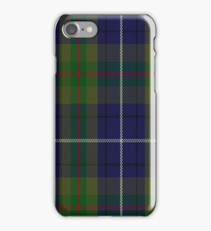 01099 Coulthard Tartan  iPhone Case/Skin