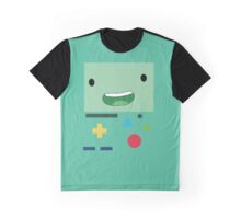 BMO - Adventure Time Graphic T-Shirt