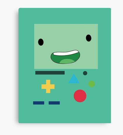 BMO - Adventure Time Canvas Print