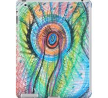 Abstract Expressions of Artist Mind iPad Case/Skin