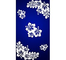 Hawaiian Pattern  Photographic Print