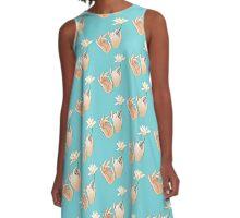 Mudra A-Line Dress