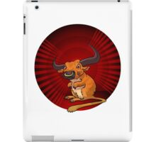 Mutant Zoo - Gerbull iPad Case/Skin