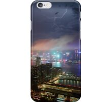 Hong Kong Lightning iPhone Case/Skin