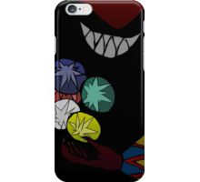 Eyeless Jackle with Ideya iPhone Case/Skin