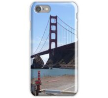 Golden Gate Fog  iPhone Case/Skin