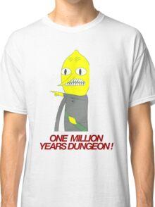 Lemongrab - One million years dungeon Classic T-Shirt