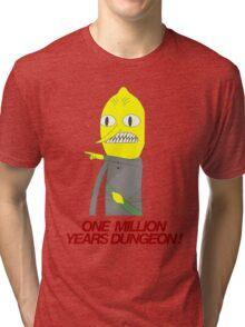 Lemongrab - One million years dungeon Tri-blend T-Shirt