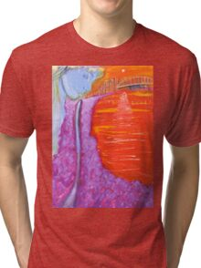 To your lips Tri-blend T-Shirt