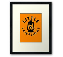 Little Lamplight Framed Print