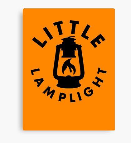Little Lamplight Canvas Print