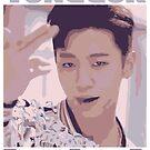 BAP - Yongguk by ScissorCrazy