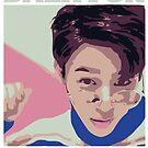 BAP - Daehyun by ScissorCrazy