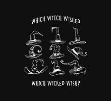 Wicked Witch Hats Women's Fitted Scoop T-Shirt