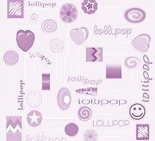 Purple Lollipop by 2HivelysArt