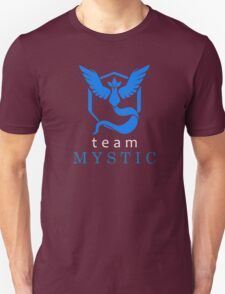 Pokemon Go Team Mystic Unisex T-Shirt