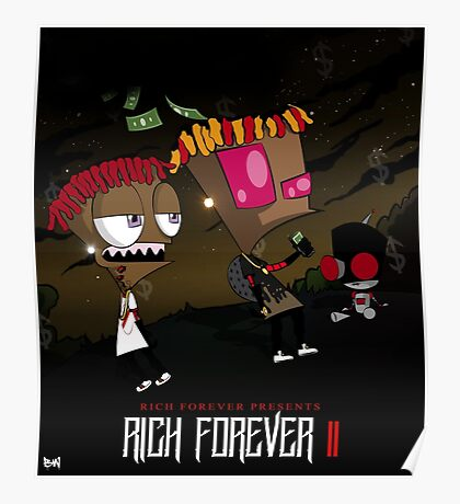 Rich Forever II Poster