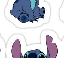 multiple stitch Sticker