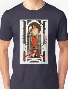 Portal Mucha  Unisex T-Shirt