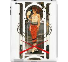Portal Mucha  iPad Case/Skin