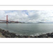Golden Gate Water  Sticker