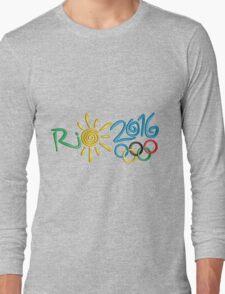 Rio 2016 Long Sleeve T-Shirt