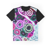 Abstract Tree Modern Fine Nature Art Graphic T-Shirt
