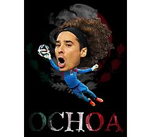 Guillermo Ochoa Photographic Print