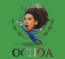 Guillermo Ochoa Kids Clothes