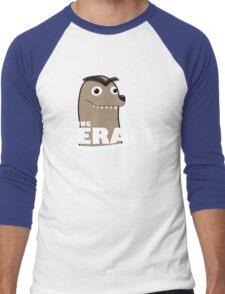 Finding Gerald Men's Baseball ¾ T-Shirt