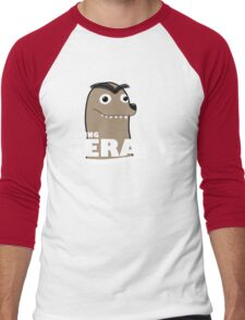 Finding Gerald Men's Baseball ¾ T-Shirt