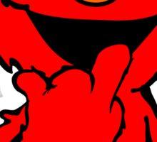 Elmo Says Hi Sticker