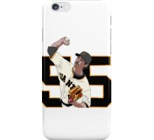 Tim Lincecum iPhone Case/Skin
